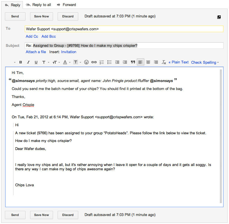 how to send a word document through imessage